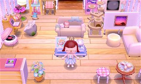 Living Room Acnl 17 Best Images About Animal Crossing New Leaf Room Ideas