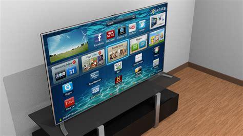 Tv Samsung Model Tabung samsung smart tv 39876 3d model obj fbx blend dae mtl cgtrader