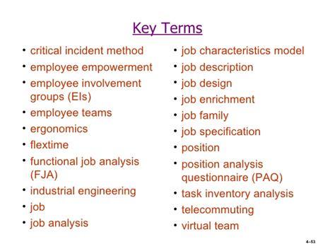 industrial design jobs definition job analysis and design