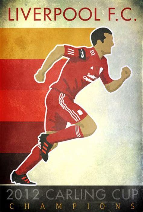 Liverpool The 12th Poster Kayu 30x22 liverpool