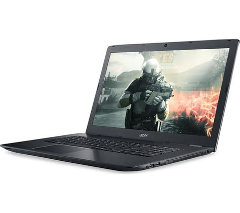 Laptop Acer Black acer aspire e15 15 6 quot gaming laptop black deals pc world