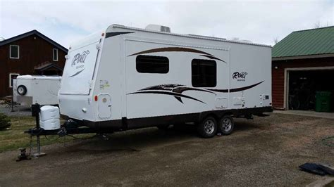 Roo Trailer 2015 Used Forest River Rockwood Roo 23ikss Travel Trailer