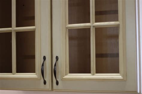 mullion cabinet doors glass mullion doors burrows cabinets kitchen in stained knotty