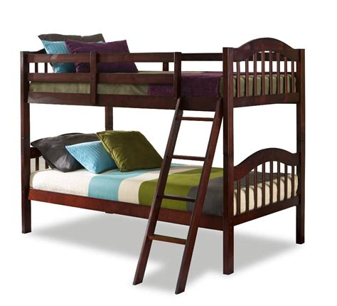 Stork Craft Bunk Beds Storkcraft Horn Bunk Bed Cherry Home Furniture Bedroom Furniture Beds