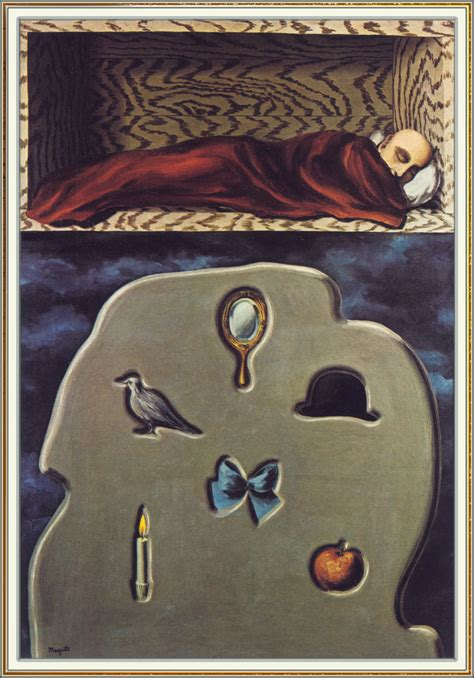 Painting Sleepers by The Reckless Sleeper 1927 Rene Magritte Wikiart Org