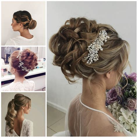 Wedding Hairstyles For The by Wedding Hairstyles Hairstyles 2018 New Haircuts And Hair