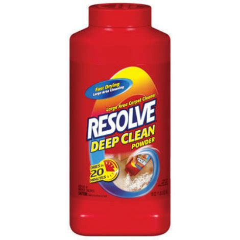 rug cleaning powder resolve clean powder carpet cleaner 18 oz by resolve at mills fleet farm