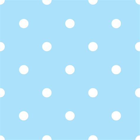 Baby S Trousseau Pale Blue Stock Designs Polka Dots Baby Blue White