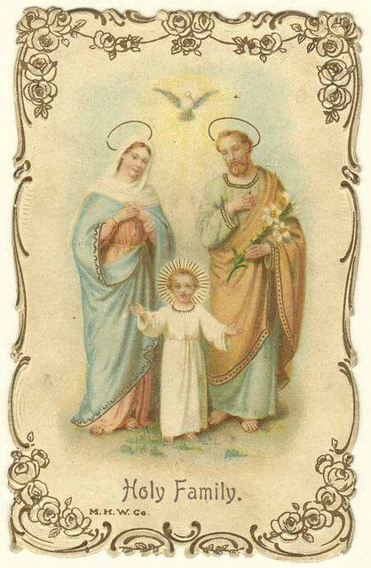 holy family cards holy family cards and dates on
