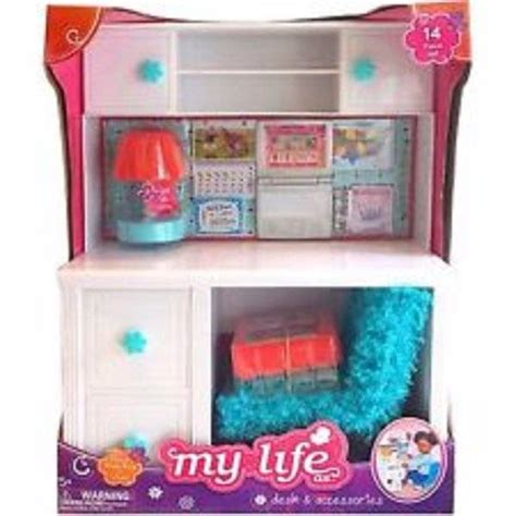 my life as desk and chair new my life as desk chair doll furniture fits 18