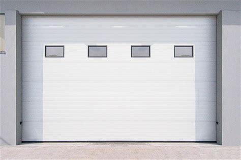 sezionali per garage de nardi porte basculanti sezionali antincendio