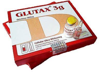 Suntikan Glutax dunia kecantikan anda injection solution