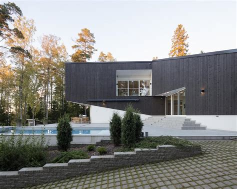 modern style architecture modern house architecture joins the nature around
