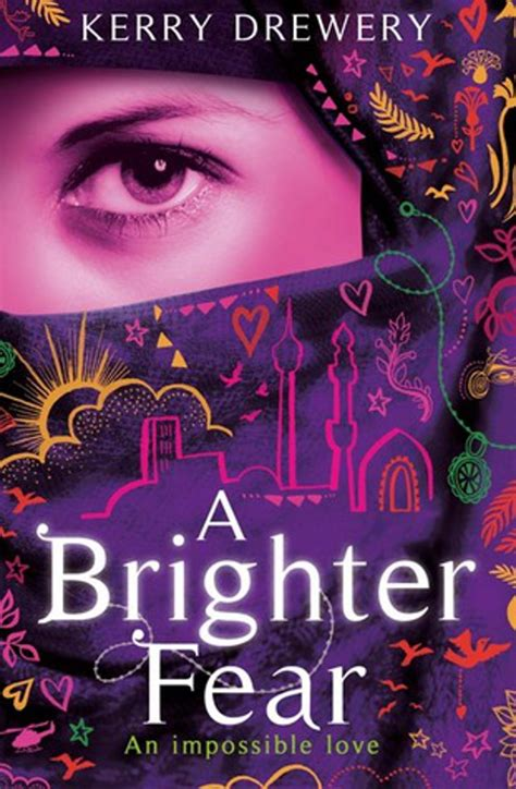 Novel Fear a brighter fear by kerry drewery sprinkled with words