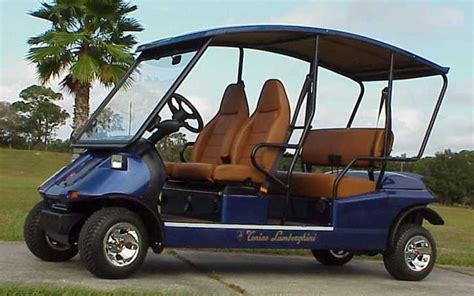 Lamborghini Golf Cart Lamborghini Cart