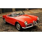 1956 Alfa Romeo Giulietta Spider Wallpapers &amp HD Images