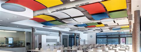acoustical ceilings wall solutions ceilings
