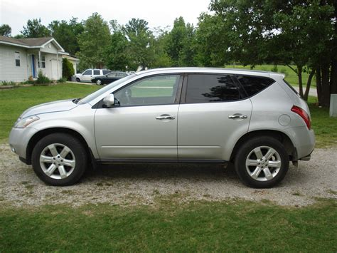 2006 Nissan Murano S by 2006 Nissan Murano Pictures Cargurus