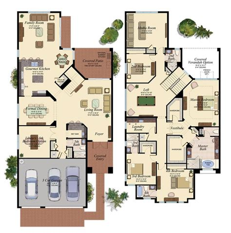 Colored Floor Plans by 38 Best Architecture Colored Floor Plan Images On