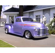 Ray Exton  1948 Chevy Pickup Hotrod Hotline