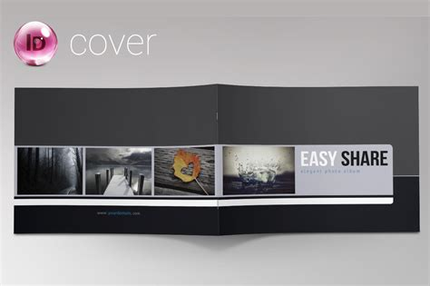 Indesign Photo Album Portfolio Brochure Templates On Creative Market Photography Portfolio Template Indesign Free
