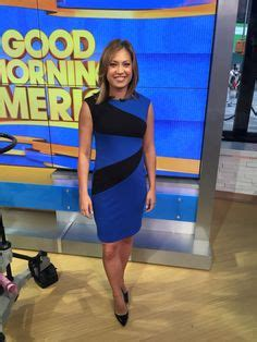 what did ginger zee wear yesterday i bought this top at aritzia and the skirt at bcbg my