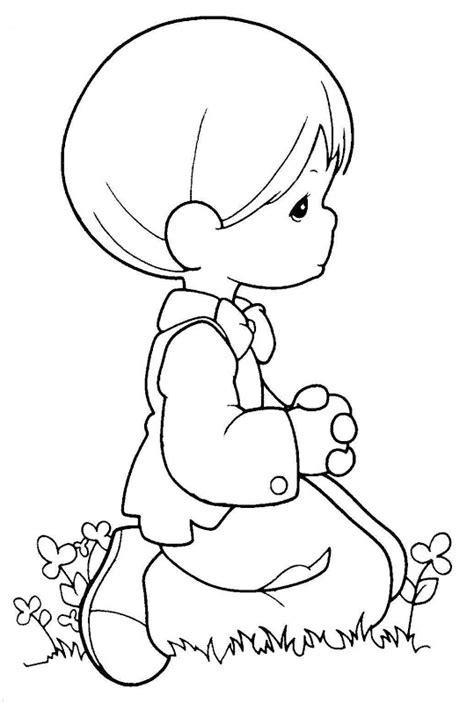 dibujos para colorear de nios orando imagui dibujos para colorear de ni 241 os orando imagui