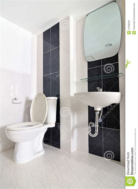 toilets for small bathroom small simple bathroom with sink and toilet stock image