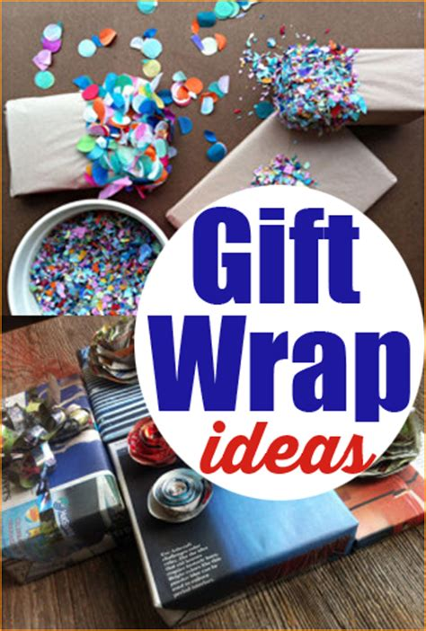 places that gift wrap 11 creative gift wrap ideas s ideas