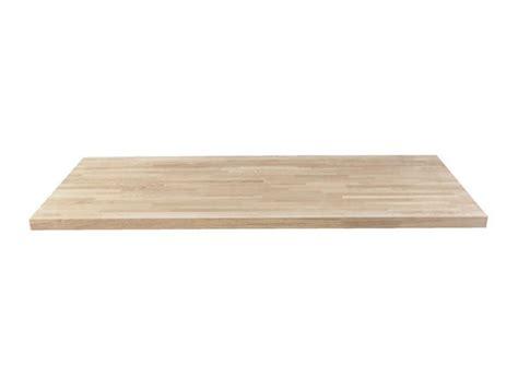 plan de travail cuisine largeur 80 cm plan de travail 300 cm chene huile vente de plan de