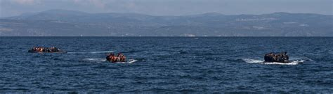 refugee boat history file 20151029 5boats with refugees arriving to skala