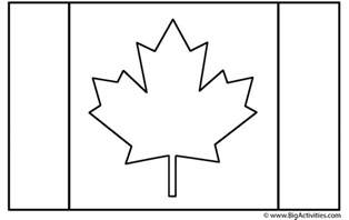 flag coloring page canadian flag coloring page remembrance day