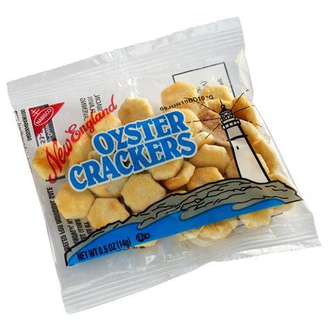 nabisco  oz  england oyster crackers case