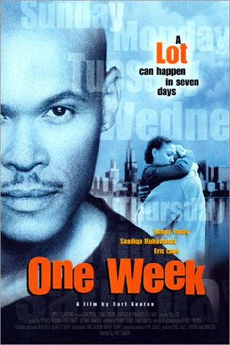 film one day a week one week movie poster imp awards