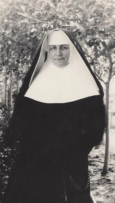 biography of mother veronica mother veronica schmitt ursuline sisters of mount saint