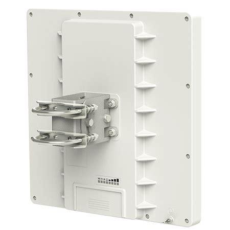 ms distribution uk ltd mikrotik routerboard qrt5 5ghz 24dbi flat panel antenna