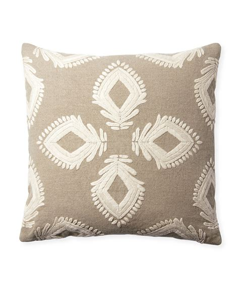 Serena And Pillows by Leighton Pillow Cover Serena