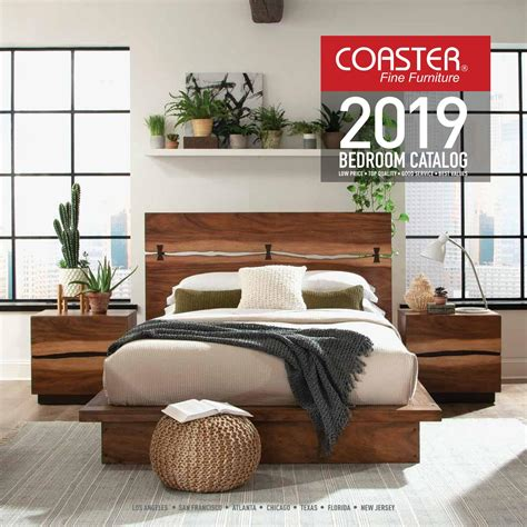 coaster  bedroom catalog  coaster company  america issuu
