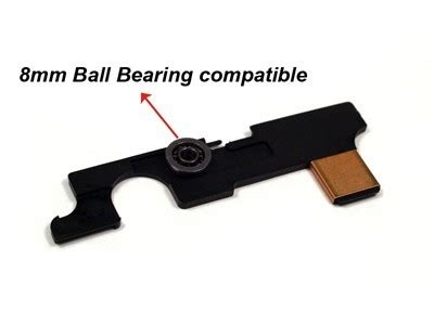 Modify Gb 05 11 Safety Catch For Marui M16 Series modify selector plate m16 m4