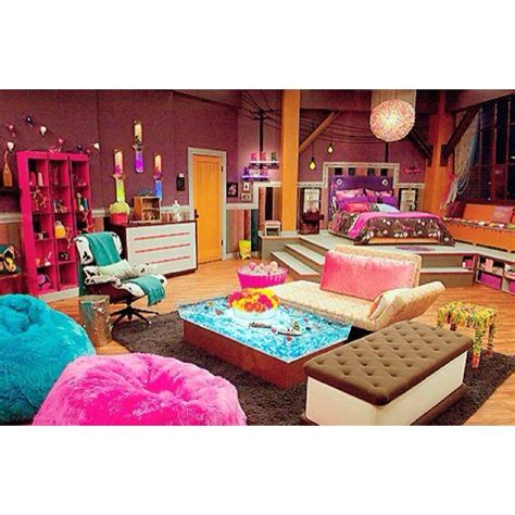 icarly bedroom carly shay s bedroom on icarly i always wanted her room
