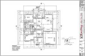 Slab Foundation Floor Plans by Exciting Home Plans