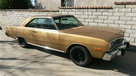 1974 dodge sedan for sale 1974 dodge dart 2 door sedan for sale in inland empire ca
