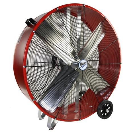 maxxair high velocity fan shop maxxair 30 in 2 speed high velocity fan at lowes com
