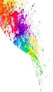 color splatter splash image png clipart best