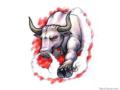 angry bull tattoo design index of wp content gallery bull tattoos