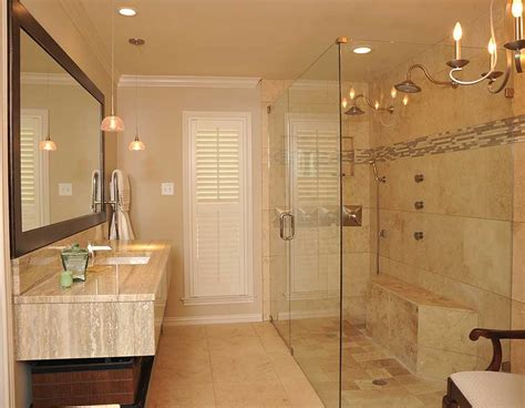 master bathroom remodel home design interior