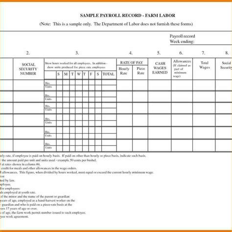 11 Payroll Excel Sheet Free Download Secure Paystub Payroll Template Sheets