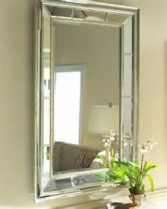 beveled bathroom mirror decorating the house with beveled mirrors