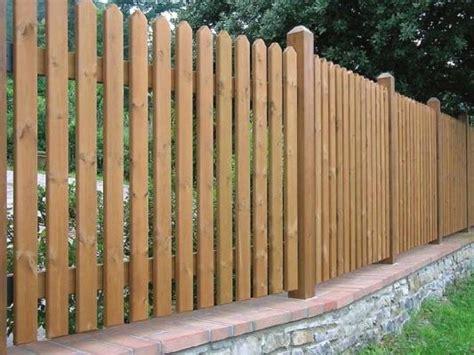 recinzione giardino in legno recinzione in legno per il giardino