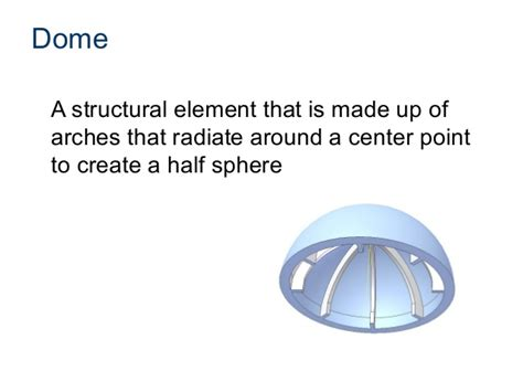 design elements radiate from a center point architecture presentation 2